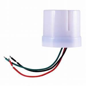 Ac 220v 25a Dusk To Dawn Automatic Photocell Light Sensor