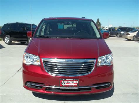 chrysler town  country touring details kearney