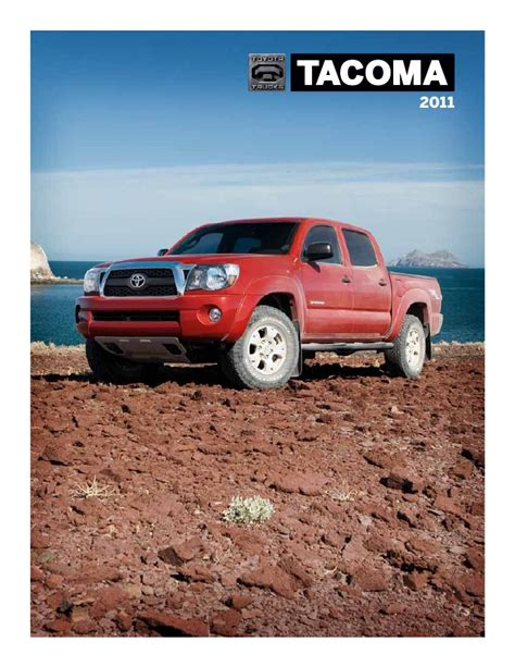 Toyota Grapevine by 2011 Toyota Tacoma Grapevine