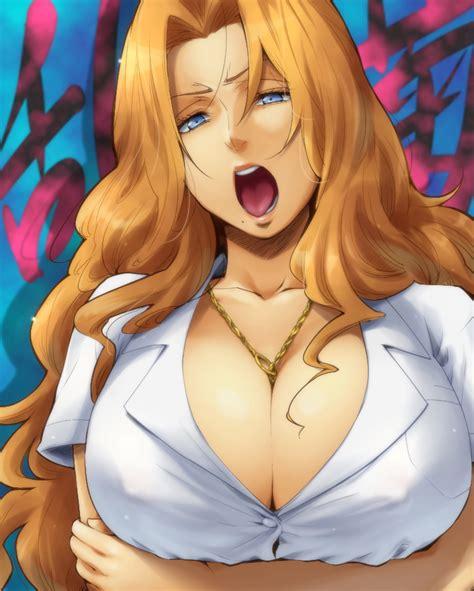 Rangiku Big Boobs By Misuke On Deviantart