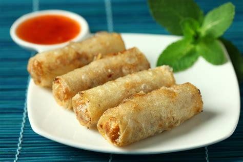 cuisine chinoise facile nems la recette recette