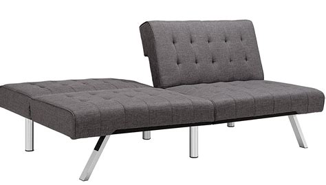 Dhp Emily Futon Sofa Bed Bedroom Furnitures Reviews