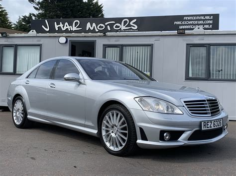 Massaging lumbar support^150 amp alternator^2.47 axle ratio^20.7 gal. Mercedes-Benz S63 AMG 6.3 V8 AUTO for sale at J Hair Motors Used Car Dealer Northern Ireland