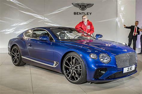 Bentley Continental Gt 2018  Bentley Autopareri