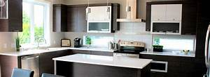 kitchen cabinets laval bois d39or With photo de cuisine