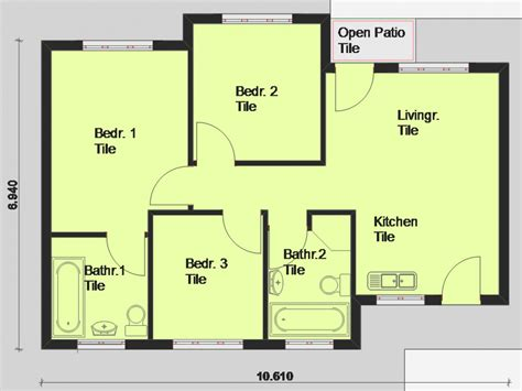 Free Home Plan by Free Printable House Blueprints Free House Plans South
