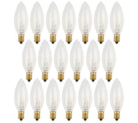 Bethlehem Lights Replacement Bulbs by Bethlehem Lights Set Of 20 7w Replacement Bulbs Page 1