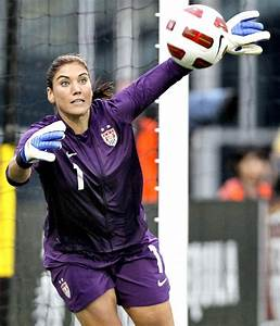 Hope Solo, U.S. goalkeeper, describes why she tested ...