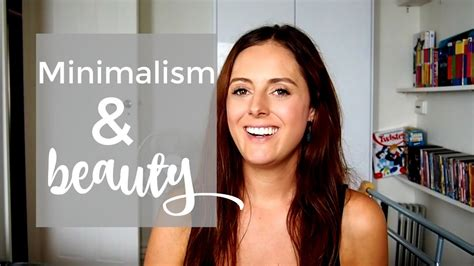 Minimalist Beauty Essentials Everything I Own Youtube