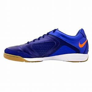 Nike CTR360 Libretto II - Mens Indoor Soccer Shoes - Blue ...