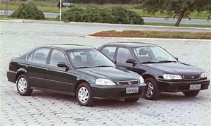 Teste Das Antigas - Civic Contra Corolla - Jornal Do Carro