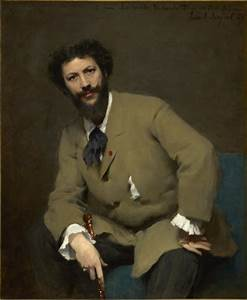 Sargent: Portraits of Artists and Friends @ National ...