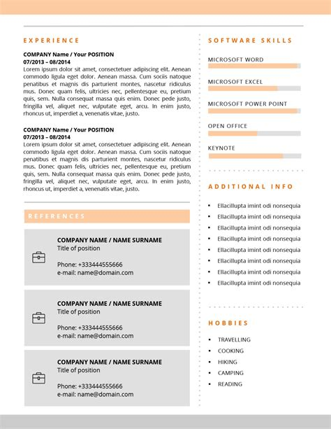 skills resume sle list updating my nursing resume
