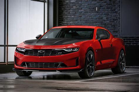 2019 Chevrolet Camaro Hiconsumption