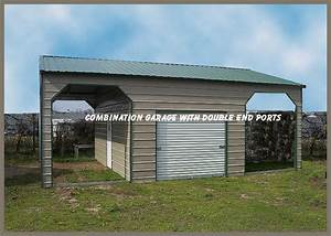 Garage Carport Kombination : houten garages carports bogarden car ~ Sanjose-hotels-ca.com Haus und Dekorationen