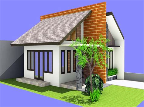 34 Desain Rumah Sederhana 2018 Minimalis  Ndik Home
