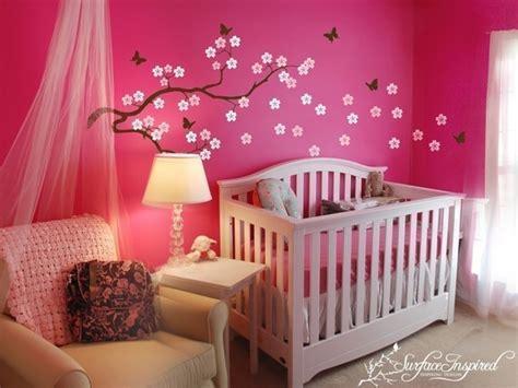 Cute Baby Girl Nursery Ideas