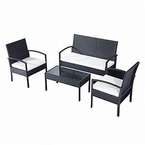 Rattan Outdoor Möbel : m bel von outsunny g nstig online kaufen bei m bel garten ~ Sanjose-hotels-ca.com Haus und Dekorationen