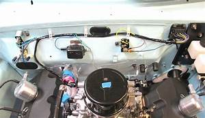 Wired  1965 Coronet Engine Compartment Wiring Restoration