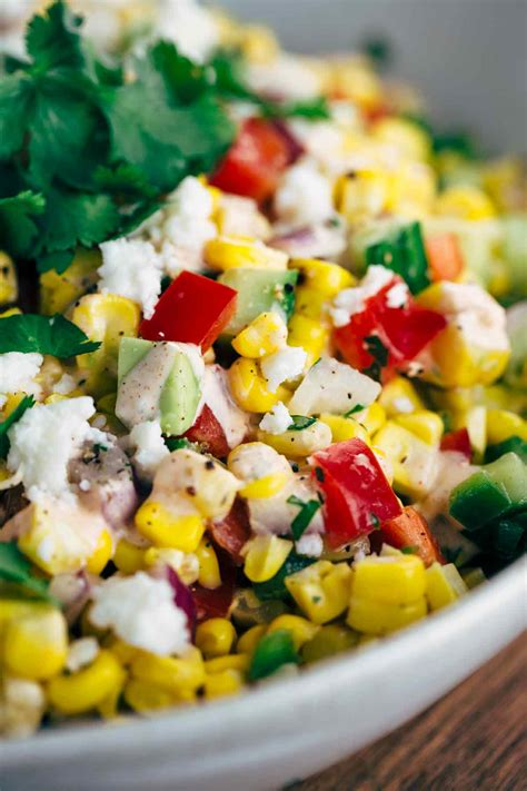 Grilled Corn Salad Recipe Cilantro Watermelon Wallpaper Rainbow Find Free HD for Desktop [freshlhys.tk]