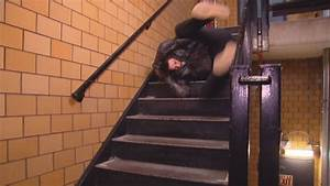 How to Survive Falling Down a Flight of Stairs | Inside ...
