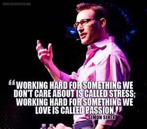 Simon Sinek TED Talk Leader. Haha some parts to my job ...