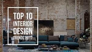 Interior Design Trends 2017 - YouTube