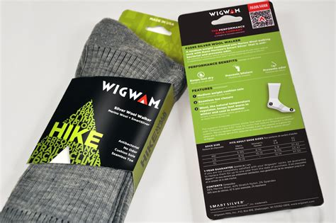 Qr Stands For by Mslk S New Wigwam Packaging A Focus On Performance