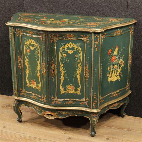 Credenze Dipinte by Originalit 224 In Casa I Mobili Antichi Laccati