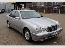 Mercedes e220 cdi 2000 model