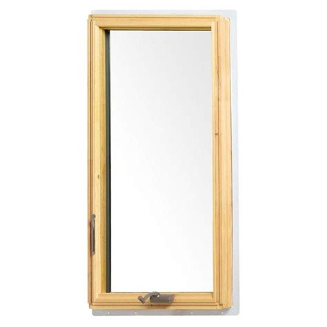 andersen      perma shield  series casement wood window  white exterior