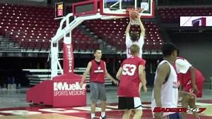 Nathan Reuvers Wisconsin Camp Highlights - YouTube