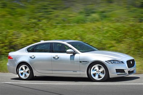 2016 jaguar xf range goauto overview