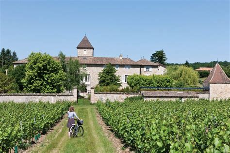 Peaceful Sojourns: Burgundy France Victoria Magazine