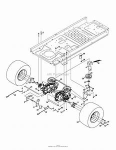 Mtd 17arcacw099  247 204191   Z6600   2015  Parts Diagram