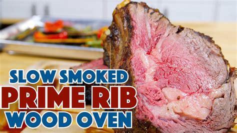 Roast prime rib with thyme au jus recipe. Slow Roasted Prime Rib Recipe Alton Brown