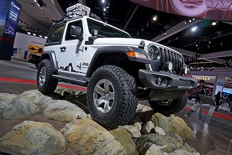 Filejl Jeep Wrangler At La Auto Show Jpg Wikimedia Commons
