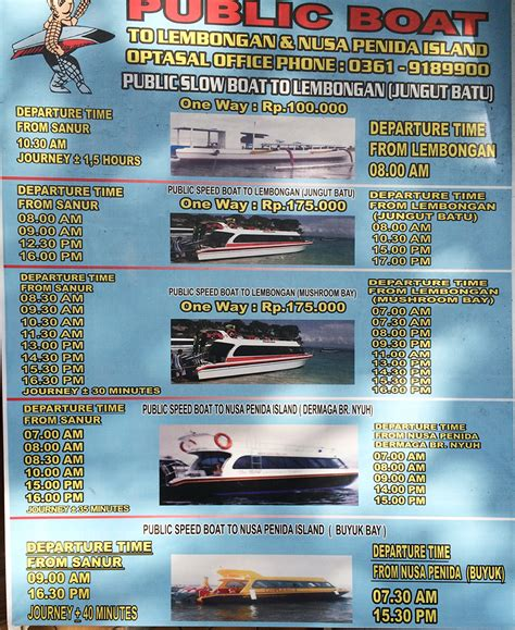 Boat Ke Lembongan by Samanthasiahaan 187 Nusa Lembongan Ceningan