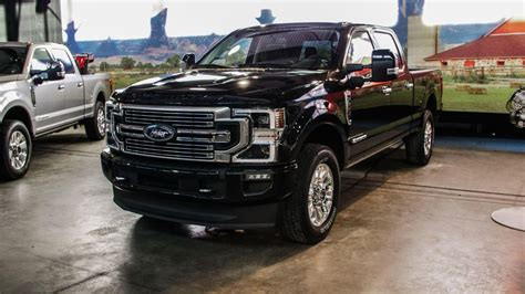 2020 Ford F 250 by 2020 Ford F Series Duty Receives New Engines More