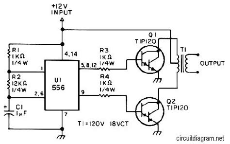 Small Inverter Circuit Products