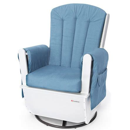 foundations saferocker ss swivel glider rocking chair