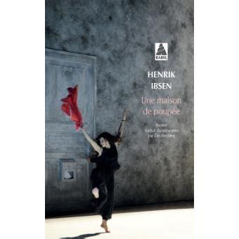 une maison de poup 233 e poche henrik ibsen eloi recoing achat livre achat prix fnac