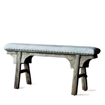beekman  cobbler bench bloomingdales modern