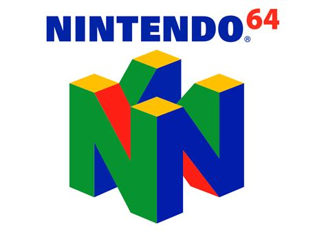 N64 logo and symbol, meaning, history, PNG