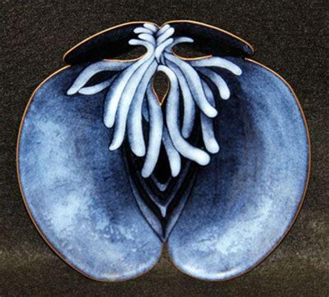 grisaille enamel plate  bill helwig art  joy