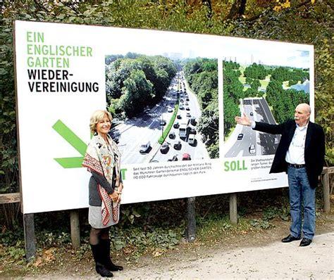 Englischer Garten Untertunnelung by Schwabing 183 B 252 Rgerspenden Sollen Helfen Ab 2012 Den Ein