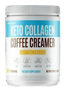 A keto butter pecan cheesecake is the perfect dessert for any occasion! NEW Nativepath Keto Collagen Coffee Creamer- Butter Pecan | eBay