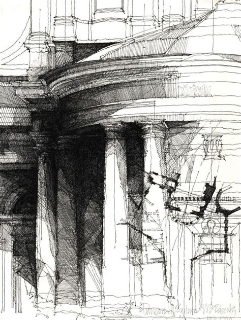 1000+ Ideas About Architecture Drawing Art On Pinterest