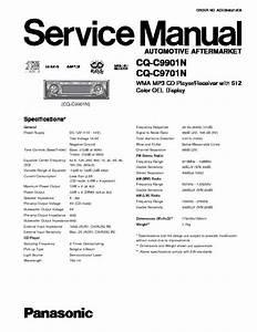 Panasonic Cq Vd6503u Wiring Diagram