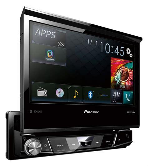pioneer avh x7700bt 1din multimedia autoradio radio usb dvd cd tft bluetooth ebay